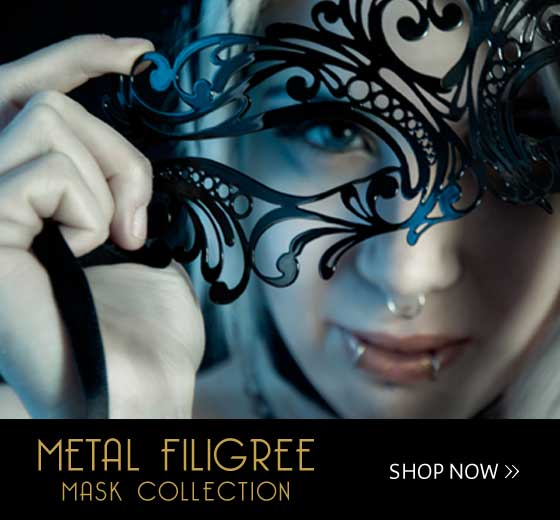 All Filigree Masks