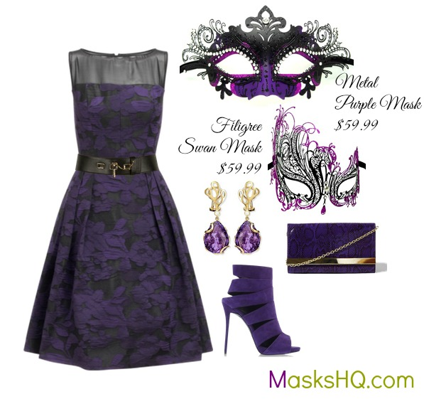 What to Wear for a Masquerade Party