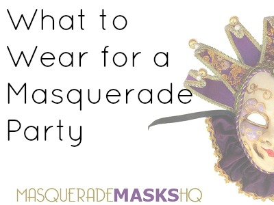 What-to-Wear-for-a-Masquerade-Party.jpg  sc 1 st  Masks HQ & What to Wear for a Masquerade Party