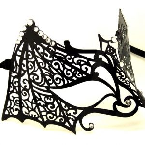 Bat Filigree Mask