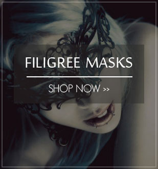 Filigree Masks