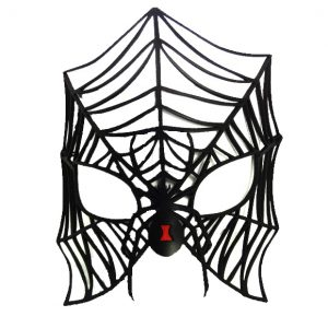 Redback Spider Authentic Leather Mask