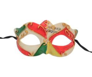 Petite Musical Venetian Mask