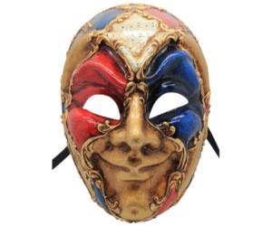 Full Venetian Mask