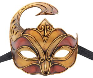 Petite Venetian Mask