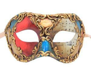 Authentic Masquerade Mask