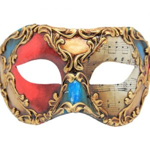 Authentic Masquerade Mask
