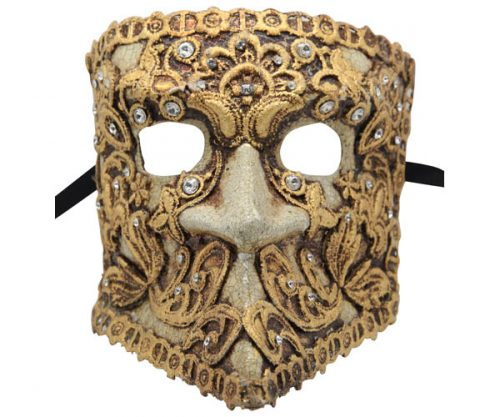 Authentic Venetian Bauta Mask
